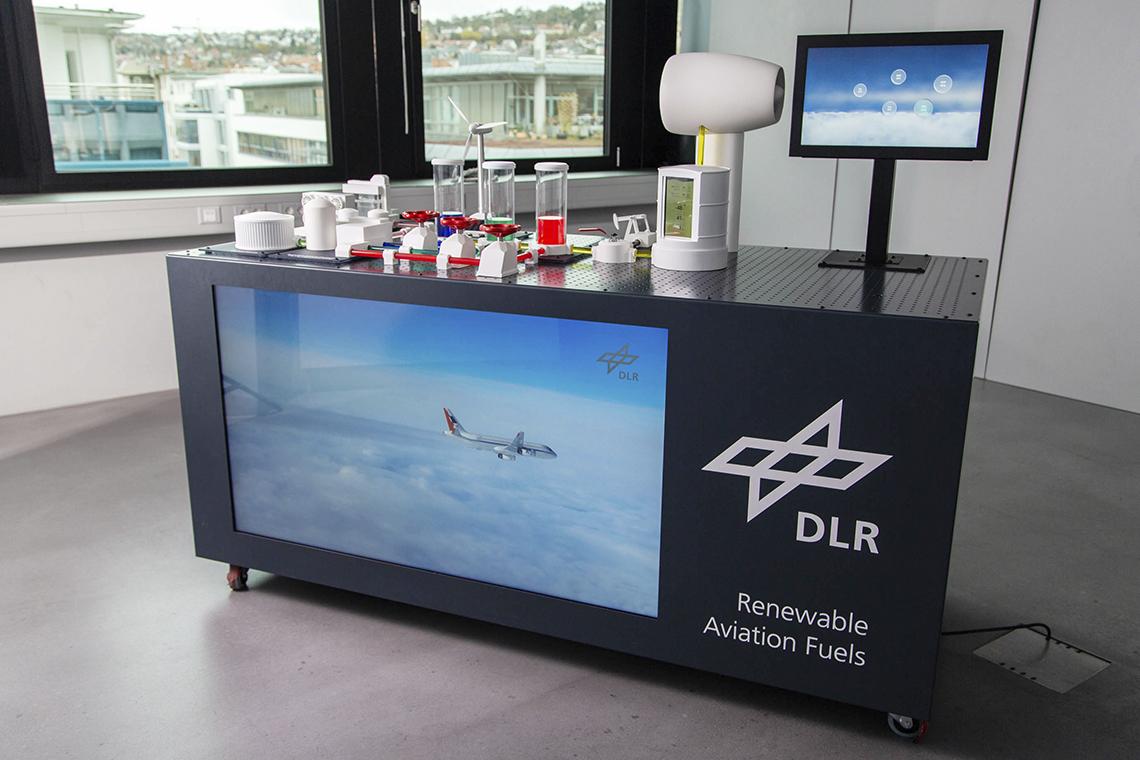 """Hands-On """"Fuel Design"""" – Alternative Brennstoffe"""